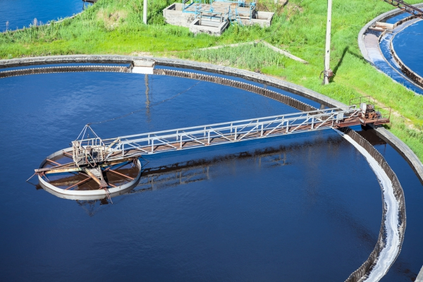 Wastewater Reclamation Facility - Biosolids Treatment Facility